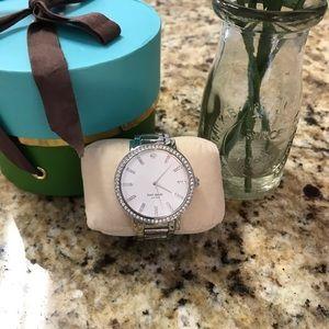 Kate Spade Silver Watch